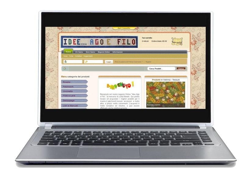 haberdashery e-commerce site