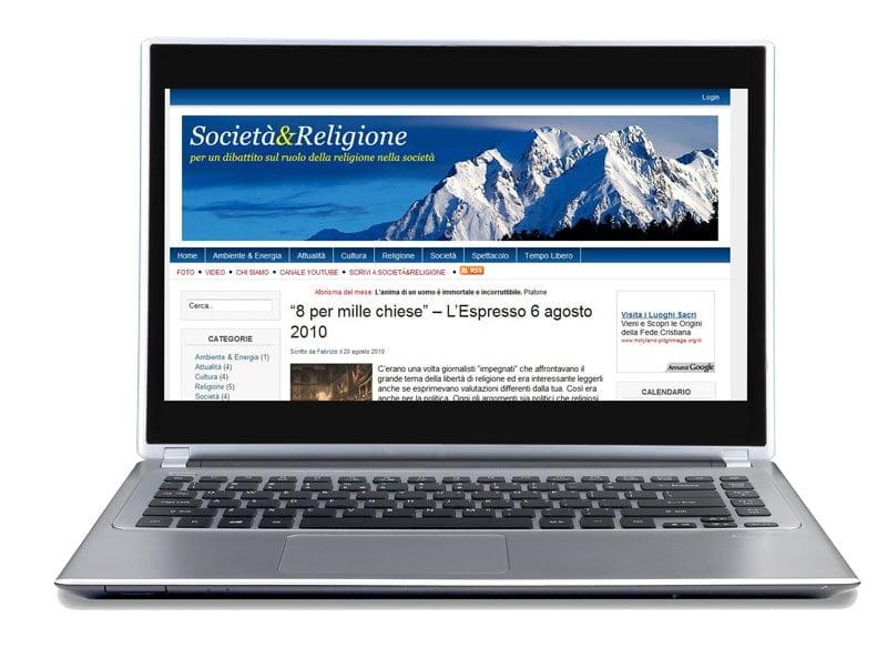 society and religion portal