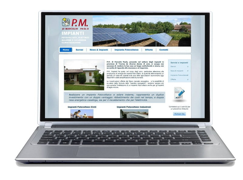 electrical systems showcase site