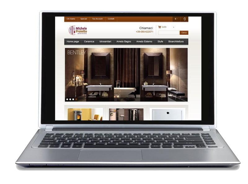 e-commerce site furniture home accessories