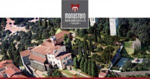 DEM countryside castle monastery