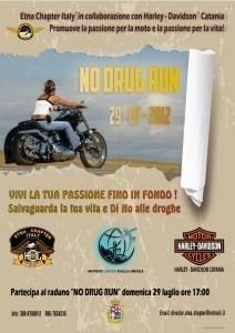 Harley davidson rally flyer