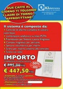 electronic promotion flyer