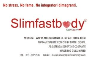 slimfastbody business card