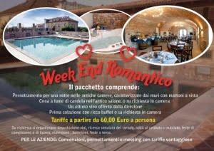 Realization of flyer for hotel - back