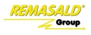 remasald logo development