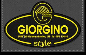 logo development for giorgino curtains