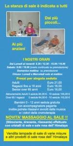 retro wellness flyer print