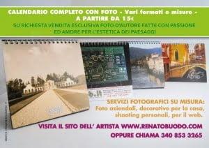 retro calendars promotion flyer