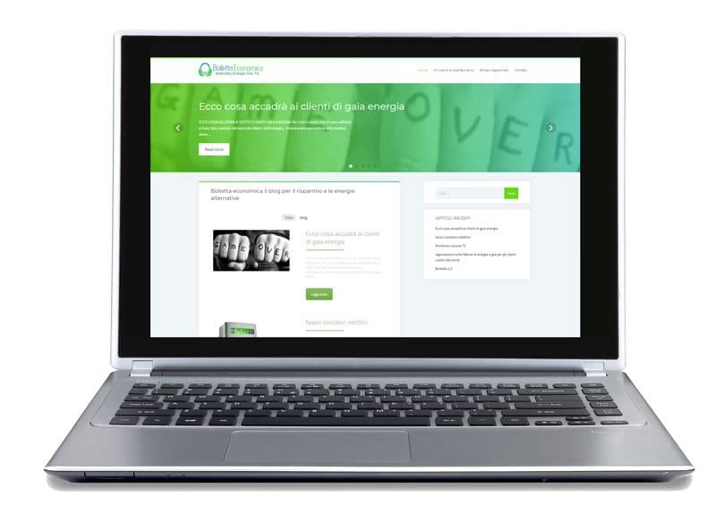 energy comparison website and tariffs